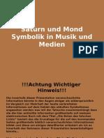 Saturn Und Mond Symbolystik in Musik Und Medien