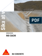 Sika at Work - Rio Cachi
