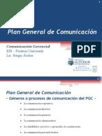 Plan General de Comunicación