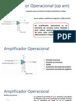 Amplificador Operacional(1)