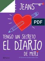 Tengo Un Secreto Diario de Meri