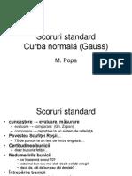 Gauss statistica POPA
