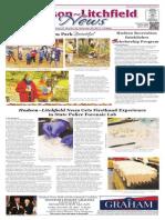 Hudson~Litchfield News 11-20-2015