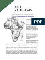 Estudios Afrocolombianos