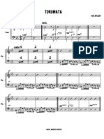 Toromata - Jazz Band - Piano