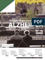 Revista Argentina Alzheimer y Trastornos Cognitivos16 -w Alzheimer Org Ar 16 40