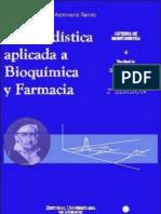 Bioestadística Aplicada a Bioquímica y Farmacia