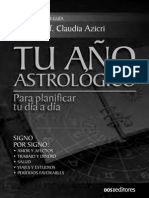 Tu Año Astrológico