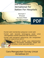 Joint Comission International for AcreditationFor Hospitals