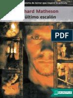 El Ultimo Escalon - Richard Matheson