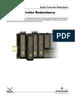 DeltaV Controller Redundancy