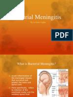 Bacterial Meningitis Presentation