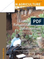 UA21 Linking Relief, Rehabilitation and Development - Role of Urban Agriculture