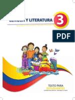 Lengua y Literatura 3 Estudiante