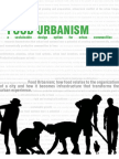 Food Urbanism - A Sustainable Design Option for Urban Communities