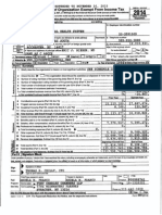 Rochester General Health System 2014 Form 990