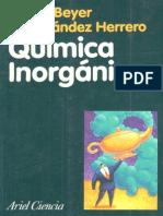 Quimica Inorganica - Beyer