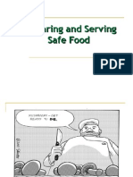 Preparing and Serving