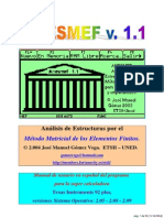 Manual Anesmef 1.1