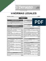Creacion de La Ana(DL 997)