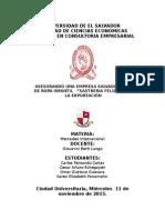 Empresa Ropa Infantil Exportacion 11nov15