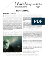 Editorial El Esolarp