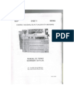 Manual Torno PRIMERA PARTE