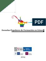 Violencia institucional - Escuelas Populares de Formación de Género- Módulo 5