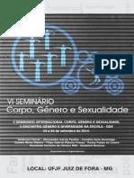 Anais Corpo Genero e Sexualidade