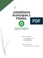 informe y analisis financiero 2015 aconcagua