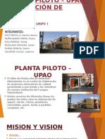 Planta Piloto - Produccion de néctar.pptx