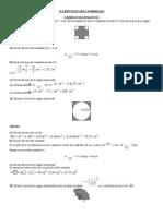 Cálculo de Áreas Sombreadas