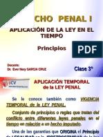 Aplicación Temporal y Especial de La Ley Penal