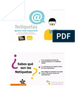 Netiquetas - Comportamiento en La Web