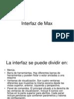 01_Interfaz de Max