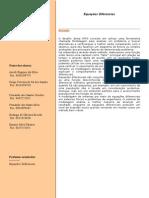 ATPS Equaçoes diferenciais