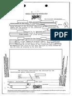 """JUMPING JEWS"" Dancing Israelis FBI Document"