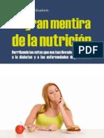 La gran mentira de la nutrición - Carlos Abehsera