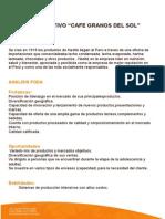 Brief Creativo Cafe Granos Del Sol