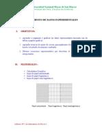 Informe Nº2 de Laboratorio de Fisica 1