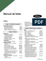 Manual Mecanica Fiesta 96 99 Mk4