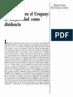 Vanguardia en El Uruguay La Subjetividad Como Disidencia