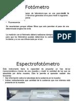 espectrometro