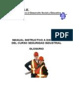 Glosario Seguridad Industrial