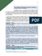 Ensino Da Língua Portuguesa
