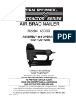 Air Brad Nailer 46309