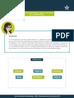 Objetivos, Estrategias, Metas y Políticas de La Organizacion