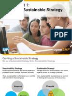 OpenSAP Sbi1 Week 2 Sustainable Strategies