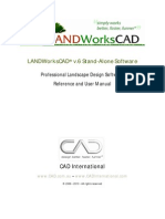 LANDWorksCAD v6 Reference Manual