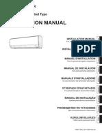 Fujitsu Klima Uredjaj Zidni Inverter Asyg09leca Installation Manual (1)